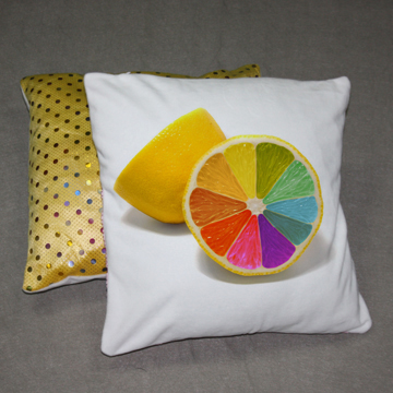 Soft touch Sublimation Pillow Case Custom pillow boxes