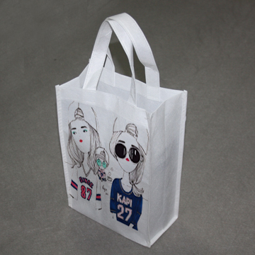 hot products sublimation tote bags with custom printed logo