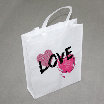 sublimation tote bags with custom printed logo