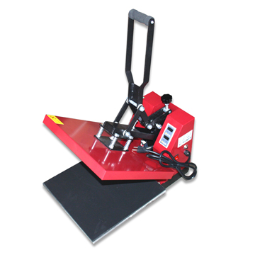 High-Pressure Plain Heat Press Machine